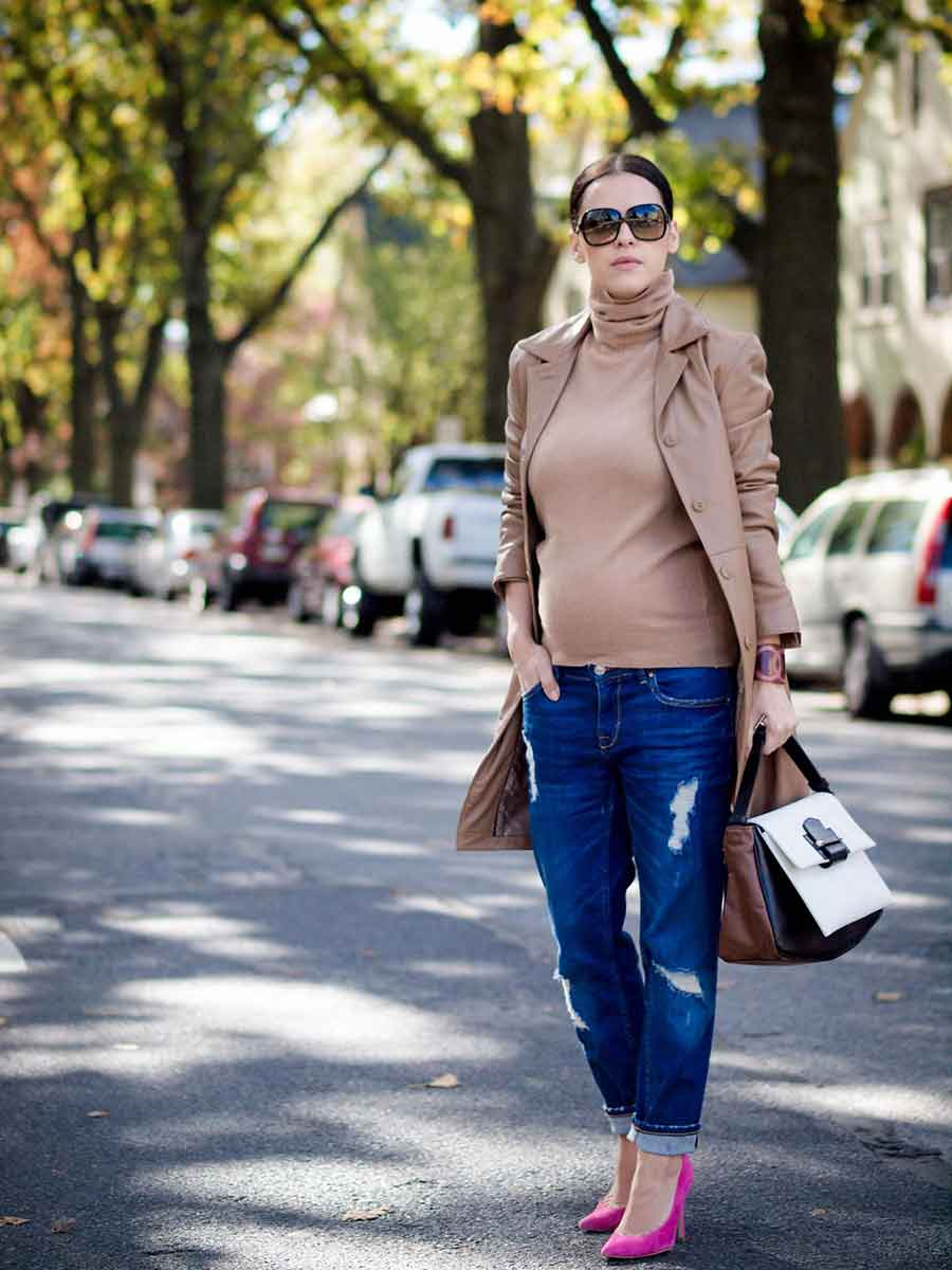 Pregnancy Jeans Trend & Style