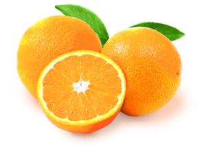 oranges for pregnant mom